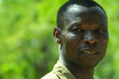 Ghana farmer