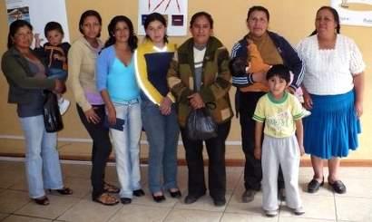 Las Lucetitas in Ecuador