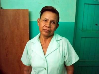 Nupcia Nuvinia Silva Suarez in Nicaragua