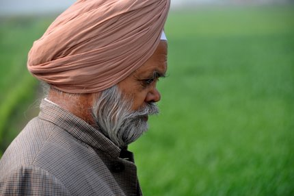 faces of Punjab India