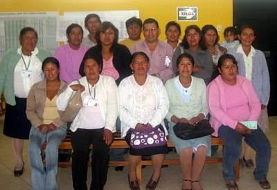 San Miguel De Ayacucho Group in Peru