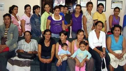 Santa Lucia Kiva entrepreneurs