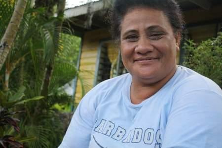 Tasi Rasch in Samoa