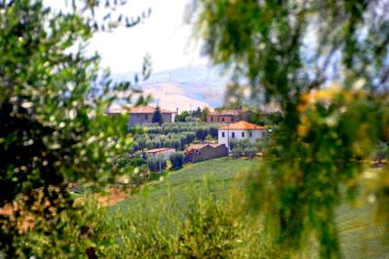 The next village in Marche