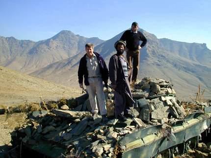 Afghanistan tank