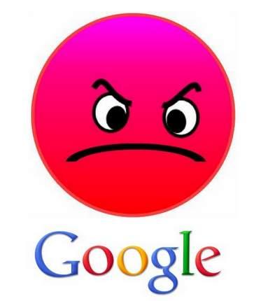 Google horror