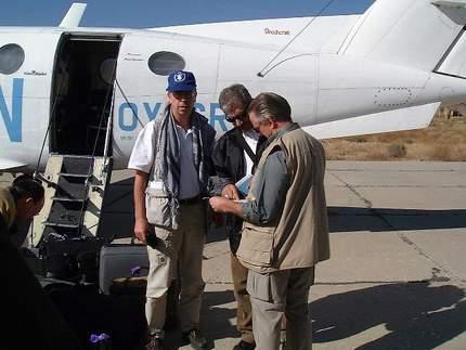 Beechcraft in Afghanistan