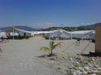 Haiti Camp Charly