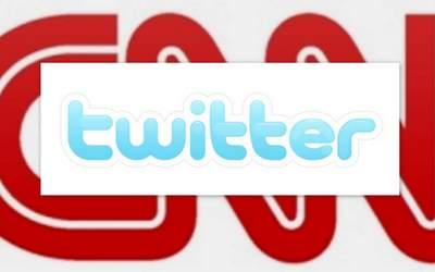 CNN versus Twitter
