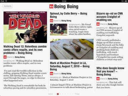 BoingBoing on Flipboard