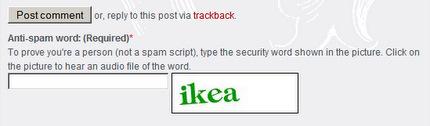 Ikea publicity campaign