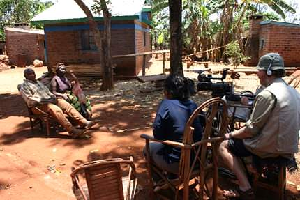 interview team Kenya