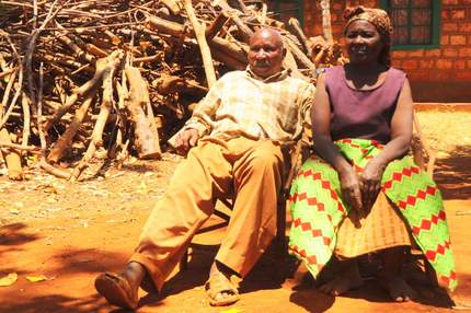 Kenyan couple