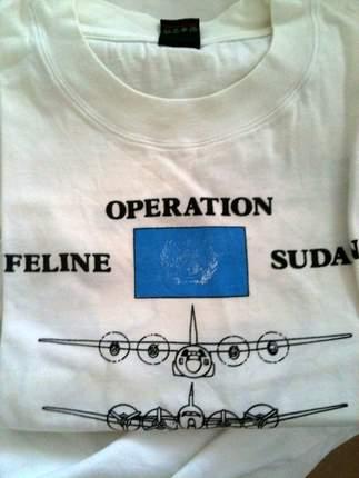 Lifeline Sudan Tshirt