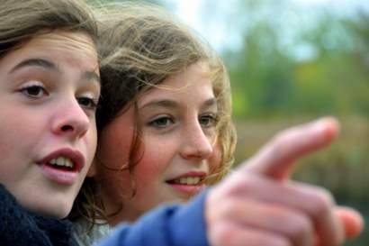 Lana and Hannah