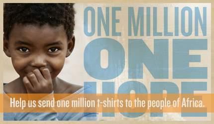 one million shirts